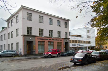 FAB Österbottens Hus