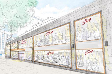 Nytt köpcentrum för med sig nya affärer till Vasa