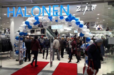 Halonen och Polarn o. Pyret har öppnat i Espen