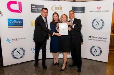 Kauppakeskus Espen on yksi NCSC Finland Awards-kilpailun finalisteista