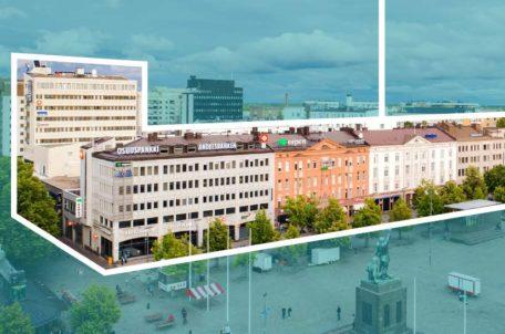 Espen ja HS Center vaihtoivat omistajaa